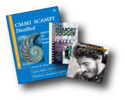 CMMI SCAMPI Distilled, Memory Jogger II, and the Essential Bruce Springsteen